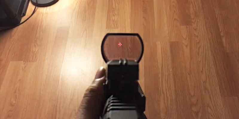 dagger defense sight picture