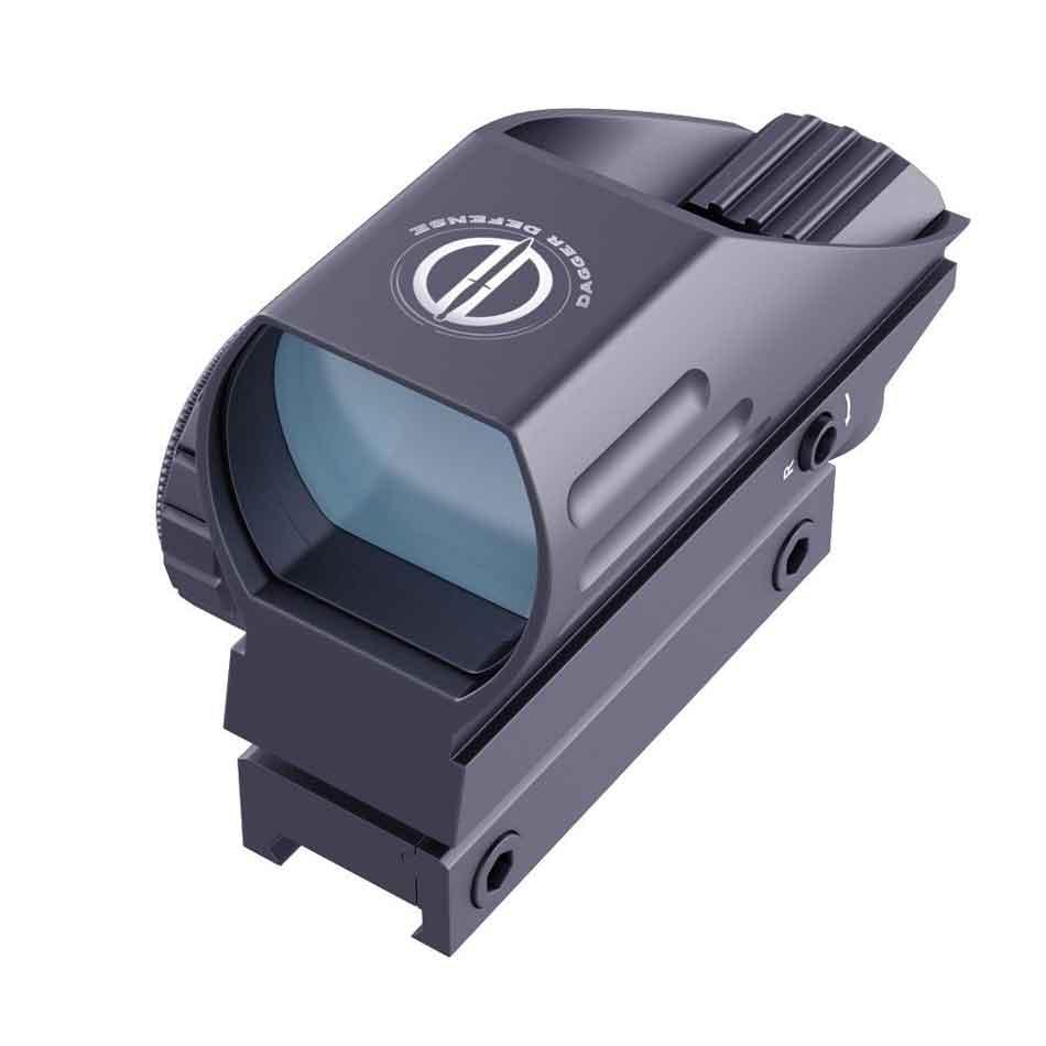 DDHB Red Dot Reflex Sight by DD Dagger Defense.