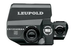 leopold red dot sight
