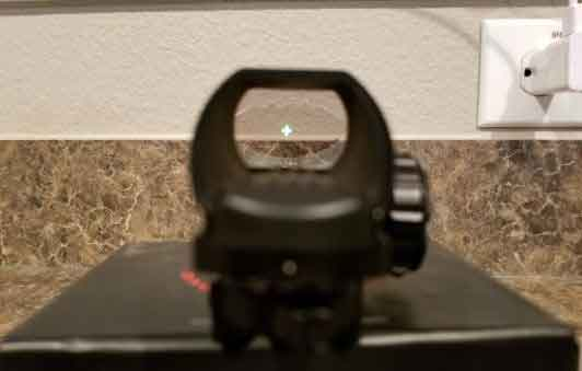 Dagger Defense DDHB sight picture