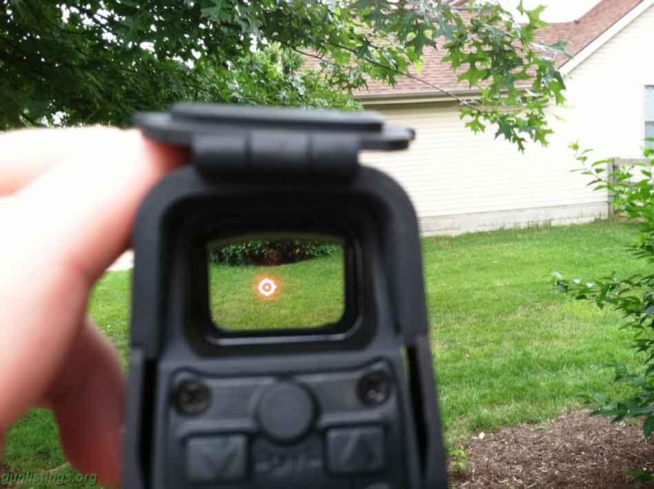 red dot sight pov