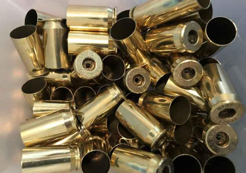 45 ACP rounds