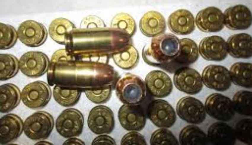 45 GAP rounds