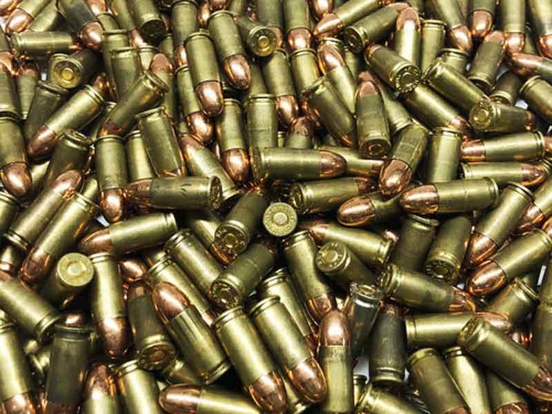 bulk 9mm ammunition