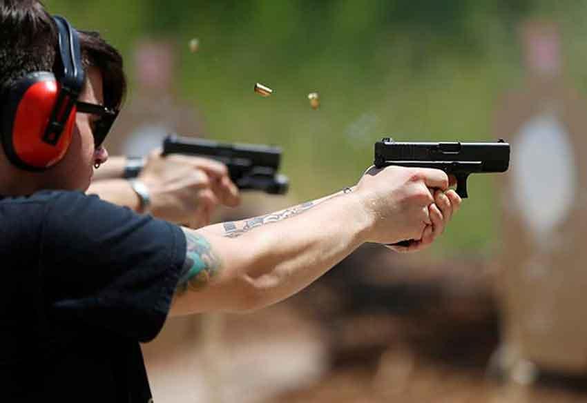 Pistol shooting Cost
