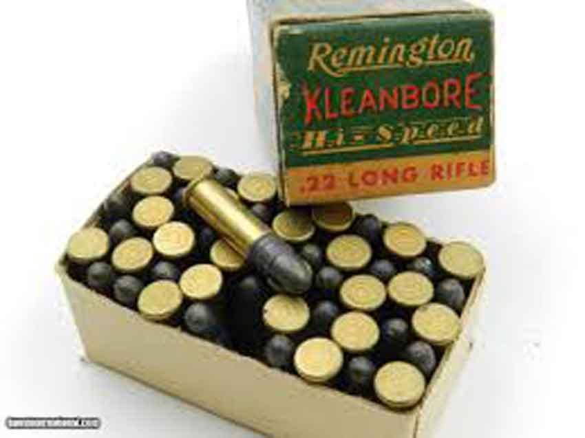 Remington 22lr ammunition