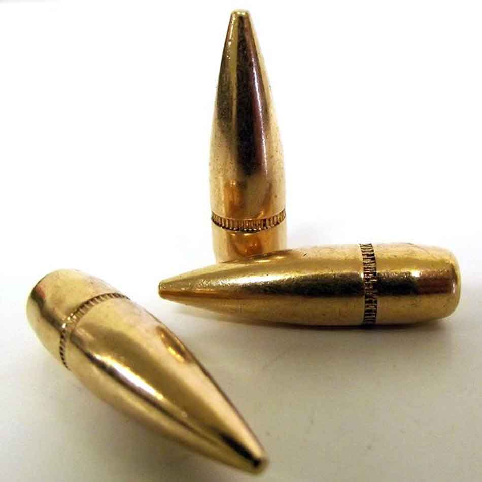 3 .308 winchester rounds