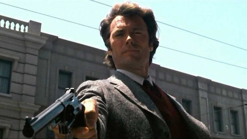 Dirty Harry With a 44 Magnum