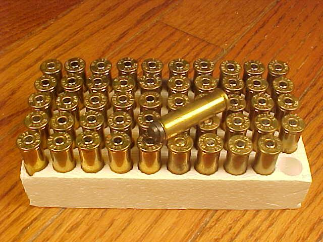 50 rounds of wadcutter ammunition