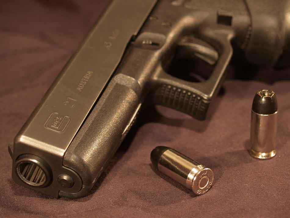 A Glock 21