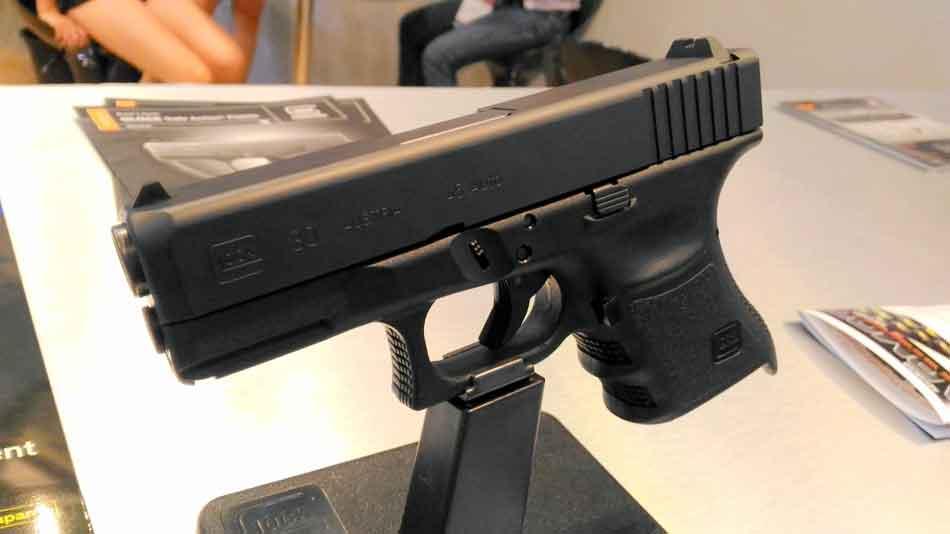 A Glock 30