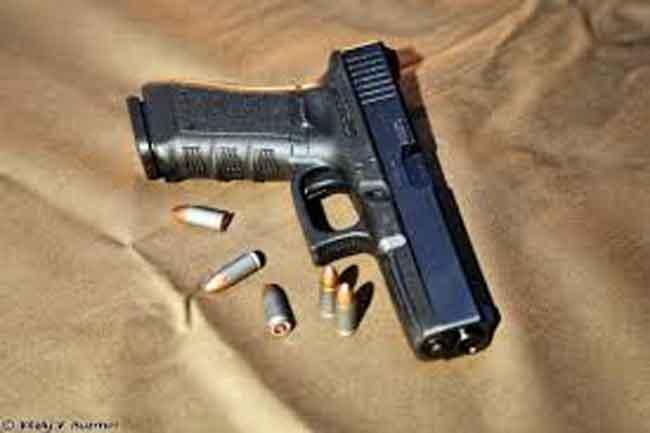 A Glock 36
