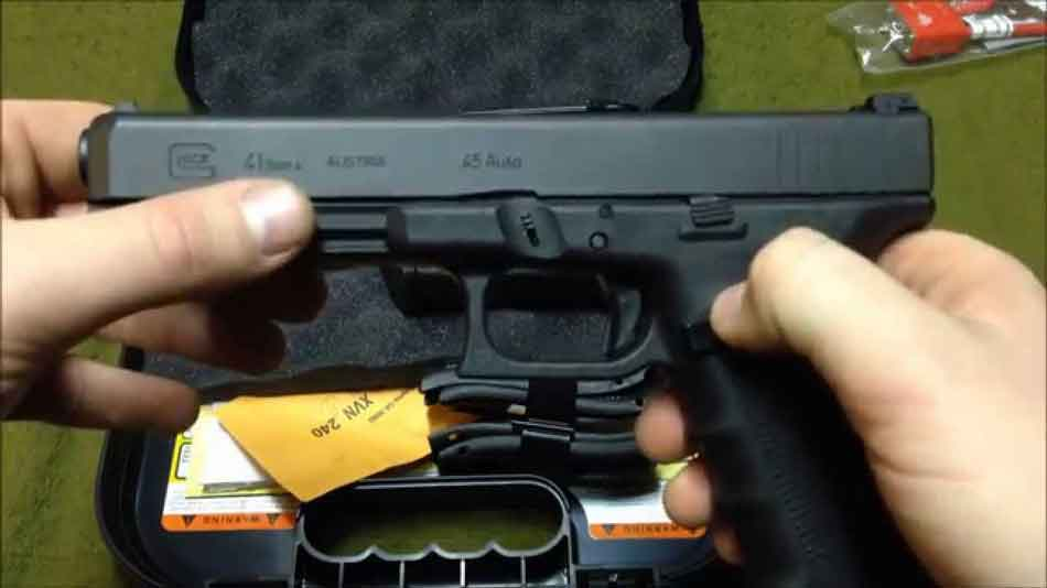 A Glock 41